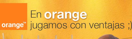 En orange jugamos con ventajas ;)