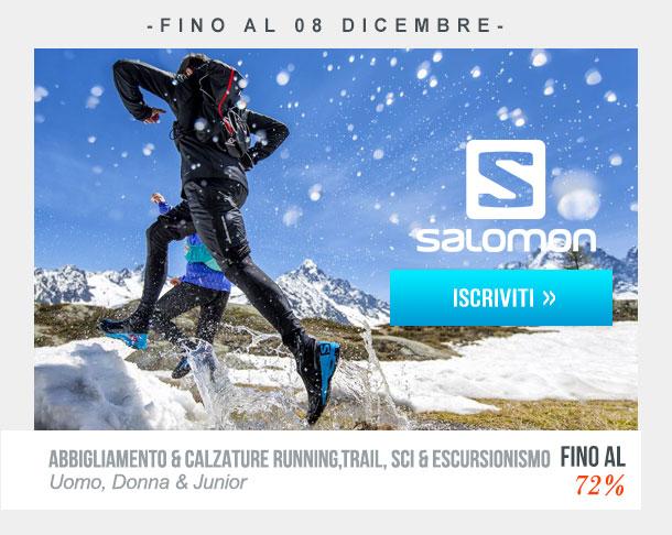 Vendita Evento SALOMON >>