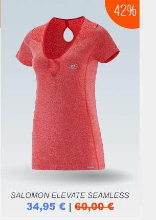 T-shirt Running SALOMON >>