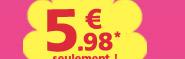 Les 3 Premiers N° pour 5,98€ seulement !