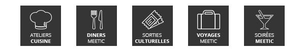 Meetic applications & fonctionnalités