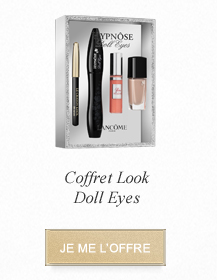 Coffret Look Doll Eyes